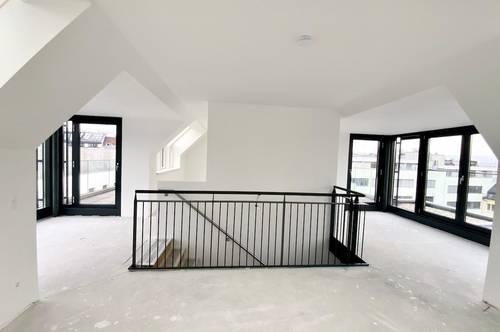 Erstbezug Dachgeschosswohnung