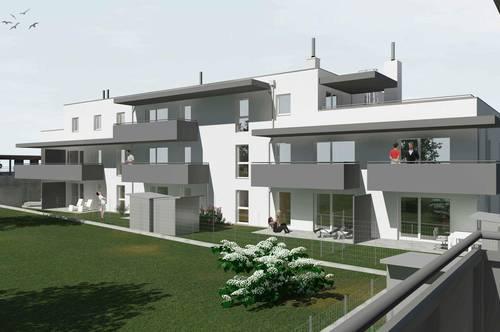 Warth|Erstbezug|3Zimmer|EG|Terrasse|Eigengarten|PKW-Abstellplatz|Miete mit Kaufrecht|