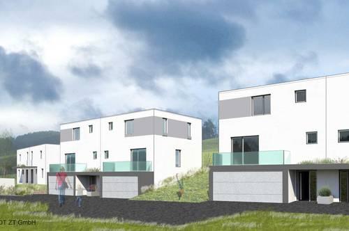 Kirchschlag|Erstbezug|Doppelhaus|4Zimmer|Eigengarten|Terrasse|Garage|Miete mit Kaufrecht|