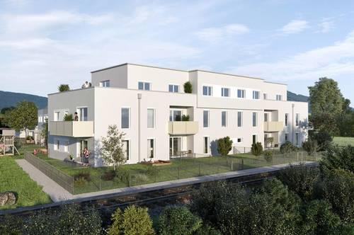 KirchberganderPielach|Erstbezug|2Zimmer|Eigengarten|Terrasse|PKW-Einstellplatz|Miete mit Kaufrecht|