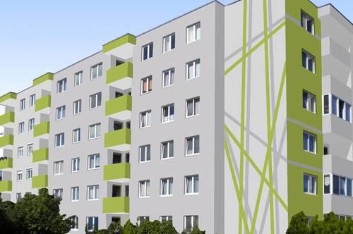 Ober-Grafendorf. geförderte 4 Zimmer Wohnung | Loggia | Miete mit Kaufrecht.