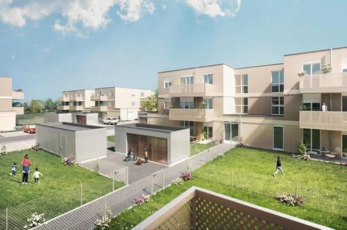 St.PöltenSpratzern Erstbezug 2Zimmer Balkon OG Miete mit Kaufrecht 