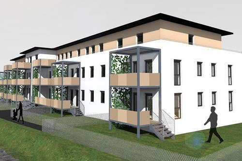 St. Aegyd am Neuwalde. geförderte 3 Zimmer Wohnung | großer Garten | Miete mit Kaufrecht.