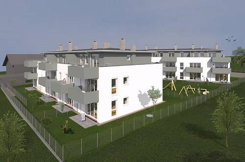 Erlauf|Wiedervergabe|Balkon|3 Zimmer|1 PKW-Abstellplatz|Miete mit Kaufrecht|