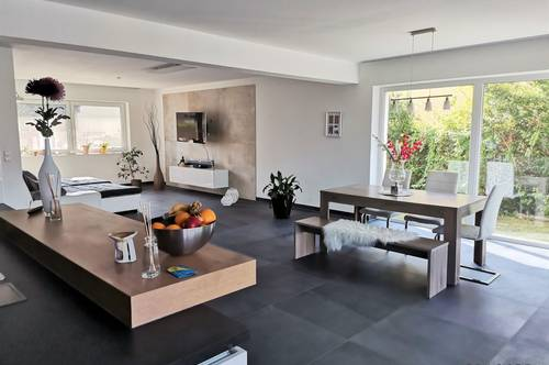 Atemberaubendes Architekten Einfamilienhaus in Leobersdorf