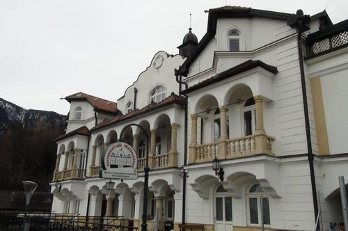 Luftkurort Reichenau an der Rax + Leben im Schloss
