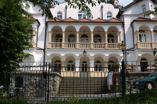 Wohnen im Schloss in einer traumhaften Umgebung - Luftkurort Reichenau an der Rax