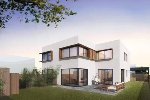 Traumhafte Doppelhaushälfte NEUBAU NAHE Baden bei Wien