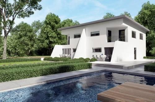 PROVISIONSFREI - Das etwas ANDERE Doppelhaus - Traumhafte Lage Nahe Schwimmbiotop