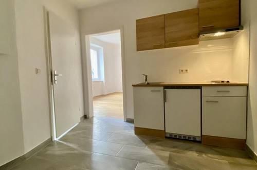 SOLLENAU - ERSTBEZUGS - PROVISIONSFREI - 1-Zimmer-Wohnung