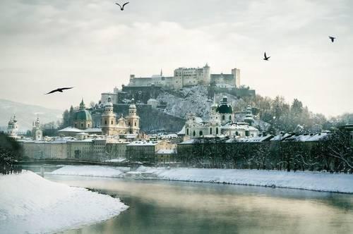 Wohnen in der Salzburger Altstadt  Ihr Zweitwohnsitz im Festspielbezirk