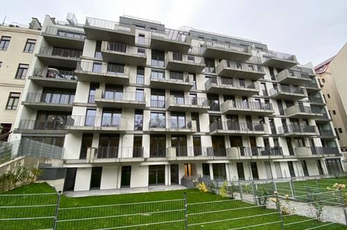 Provisionsfrei: Top-Neubau-Erstbezugswohnung, Parklage, 1030 Wien