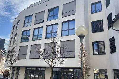Klagenfurt Zentrum - 353 m² Geschäftsfläche + 34 m² Lager und 2 Tiefgaragen zu vermieten