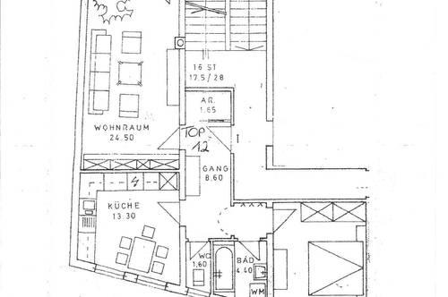 schöne 2-Zimmer Wohnung am Inn im Zentrum von Kufstein