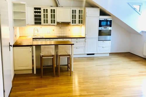 Exklusive Dachterrassenwohnung in Meidling 2-Zimmer mit 30qm Terrasse