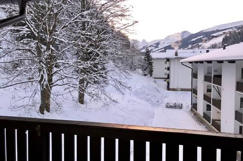 Ferienwohnung Saalbach-Hinterglemm! Zweitwohnsitz in zentrumsnaher Ruhelage und atemberaubenden Fernblick
