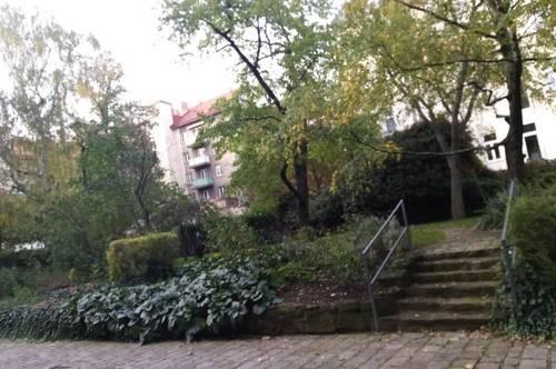 Wohnung mit Gemeinschaftsgarten