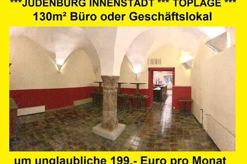 Judenburg Innenstadt - ABLÖSEFREIES Geschäftslokal - Sofortübernahme möglich