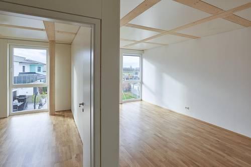 Keine Provision, kein Finanzierungsbeitrag: Mietwohnung im Erstbezug ab Dez. inkl. Küche + Balkon
