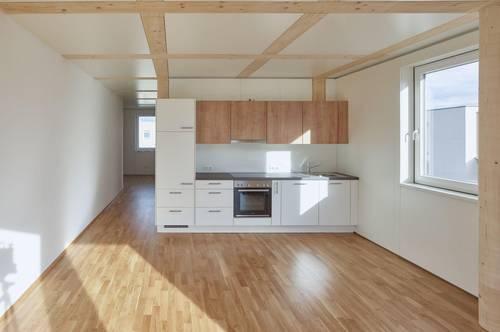 Hier lässt sich Wohnen & Homeoffice perfekt vereinen, 2,5 Zimmer, Neubau: modern & top ausgestattet