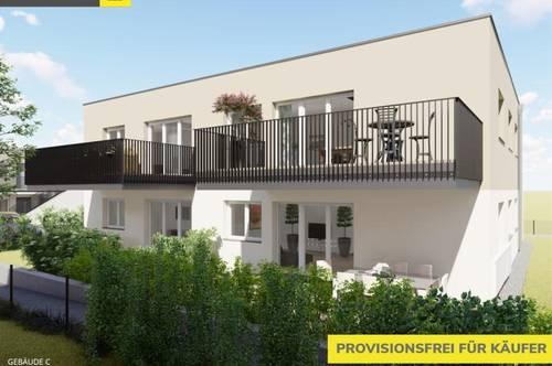 Wohnung + Garten in Pettenbach ab € 217.100,-