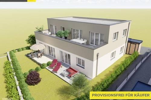 Penthousewohnung in Pettenbach ab € 306.806,-