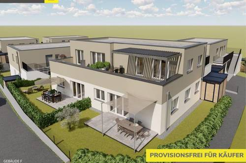 Penthousewohnung in Pettenbach ab € 315.718,-