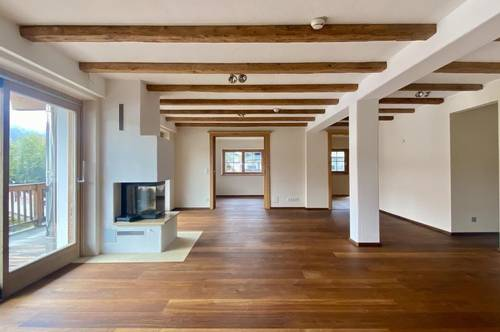 Elegante und großzügige Wohnung am Fuße der berühmten Bichlam