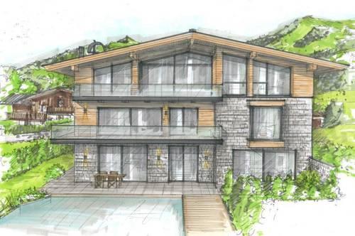 INVESTOREN-Gelegenheit: Besondere Designer-Villa mit einzigartiger Projektierung