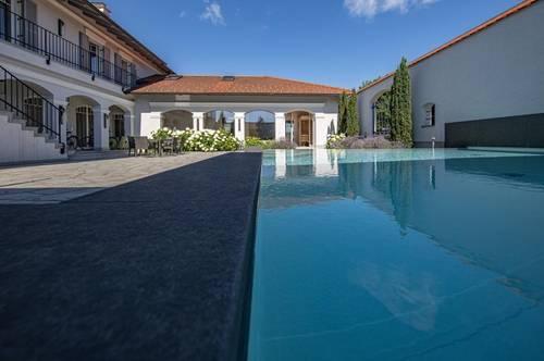 Fantastische Villa in einzigartiger Lage von Linz-Leonding