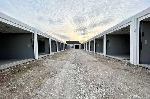 Coming soon - Garagenpark Wels Ost - Garage / Storage Box kaufen