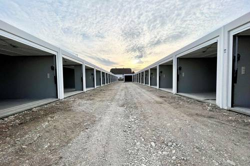 coming soon - Garagenpark Wels Ost - Garage mieten