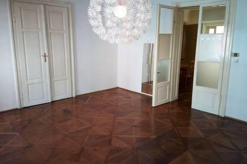 110 m2 / 3-Zi-Wohnung zentral  in ruhiger Lage großzügig - ideal für Studenten WG
