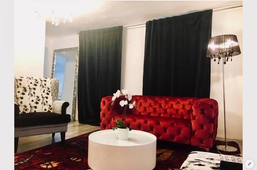 Vollmöblierte 2,5 Zimmer-Wohnung für max.2 Personen (auch unmöbliert möglich)