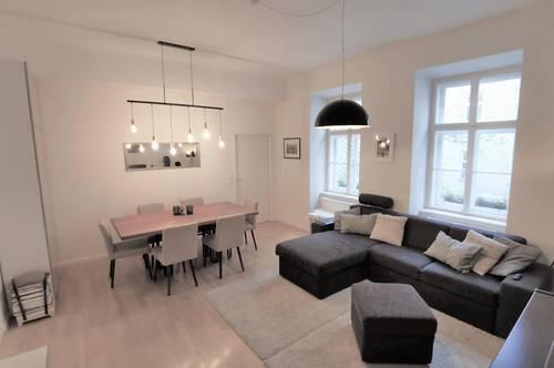 helle und ruhige Altbau-Wohnung, 4 Zimmer,  WG geeignet, provisonsfrei