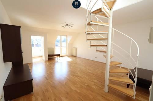 3-Zimmer Wohnung mit Dachterrasse und KFZ-Stellplatz
