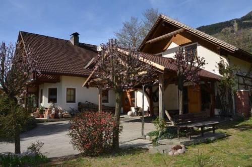 Schönes Landhaus mit Einliegerwohnung in Mölltal nähe Spittal/Drau