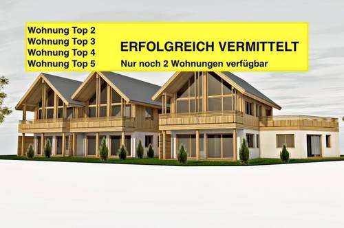 Neubauprojekt in Pruggern - nur noch 2 Wohnungen verfügbar
