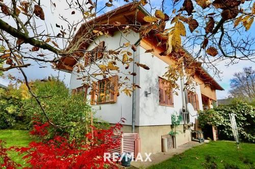 Einfamilienhaus mit großzügigem Grundstück in südlicher Grazer Stadtgrenze
