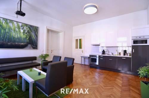Repräsentative 115 m2 Praxis, Kanzlei oder Büroräume in Grazer Toplage zu mieten !