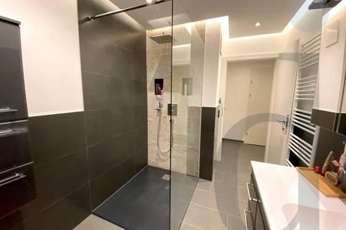 Luxus Wohnung mit 3 Schlafzimmer, 46m² Terrasse und High-End Ausstattung!