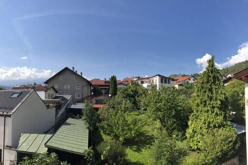 Sonnig und ruhig! Traumhafte Galerie-Dachterrassenwohnung mit toller Aussicht
