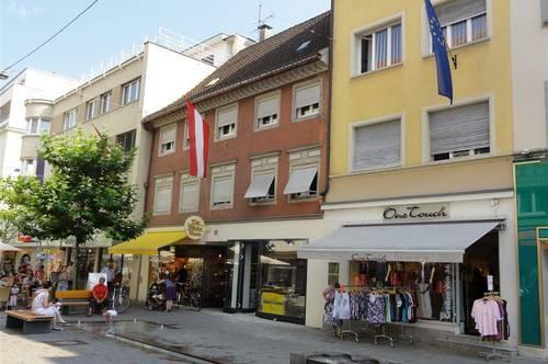 Büro/Praxis/Kanzleiräumlichkeiten inmitten der Fußgängerzone in Bregenz
