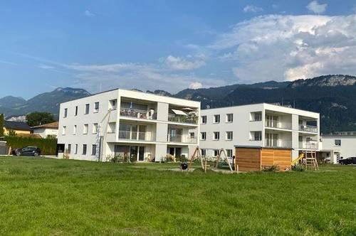 Neuwertige 3-Zimmer-Terrassenwohnung in Altach