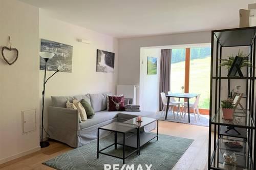WINTERURLAUB in Ihrem eigenen Apartment im Sport- & Wellnessgebiet in St. Oswald/Bad Kleinkirchheim