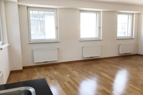 Moderne helle 3-Zi Wohnung, superzentral