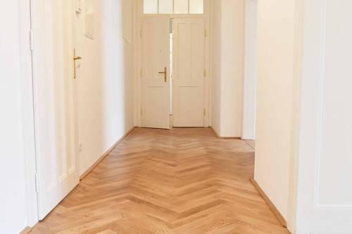 Salzachnähe, 3-Zi Wohnung in wunderschönem Altbau