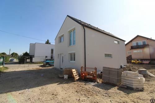 Welcome Home: ERSTBEZUG & UNBEFRISTET Schöne Doppelhaushälfte mit 4 Zimmer, Keller, Garten, Fußbodenheizung