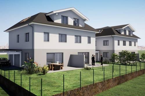 Doppelhäuser in Top-Lage mit Garten, Carport und Terrasse