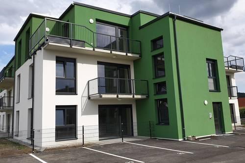 ERSTBEZUG & UNBEFRISTET Mietwohnung mit Balkon und Garten